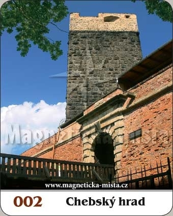 Magnetka - Chebský hrad