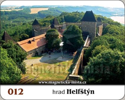 Magnetka - Hrad Helfštýn