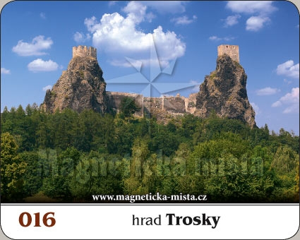 Magnetka - Hrad Trosky