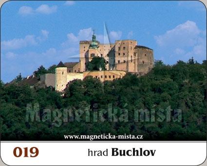 Magnetka - Hrad Buchlov