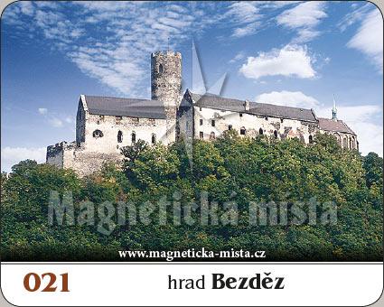 Magnetka - Hrad Bezděz