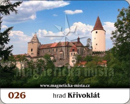 Magnetka - Hrad Křivoklát