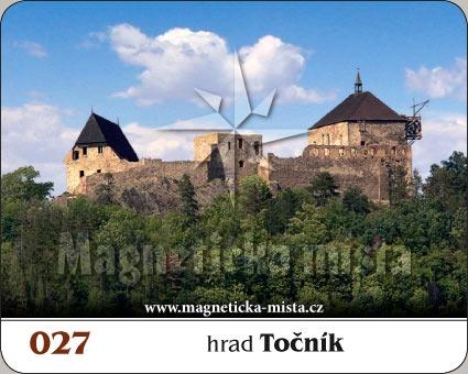 Magnetka - Hrad Točník