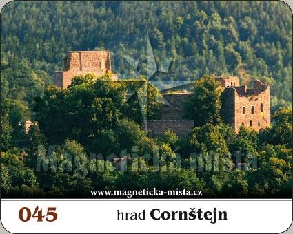 Magnetka - Hrad Cornštejn