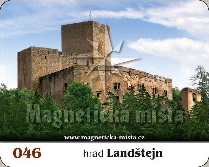 Magnetka - Hrad Landštejn