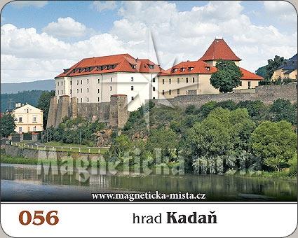 Magnetka - Hrad Kadaň