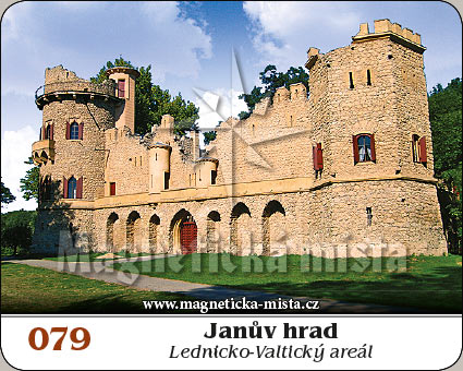 Magnetka - Janův hrad