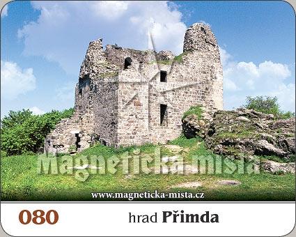 Magnetka - Hrad Přimda