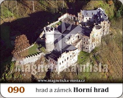 Magnetka - Horní hrad