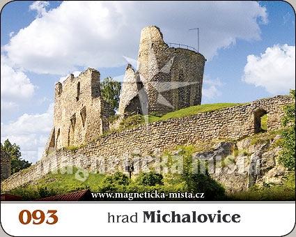 Magnetka - Hrad Michalovice