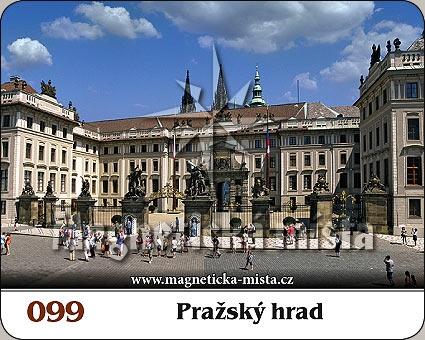 Magnetka - Pražský hrad