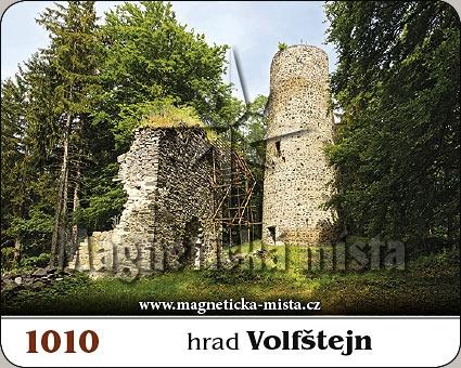 Magnetka - Hrad Volfštejn