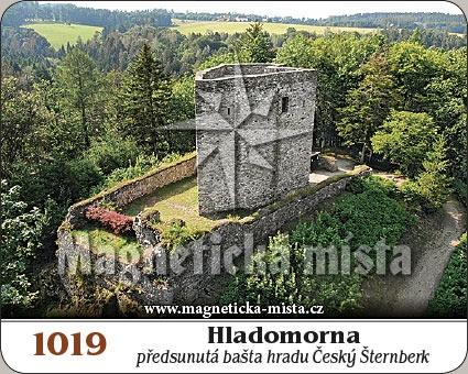 Magnetka - Hladomorna (Český Šternberk)