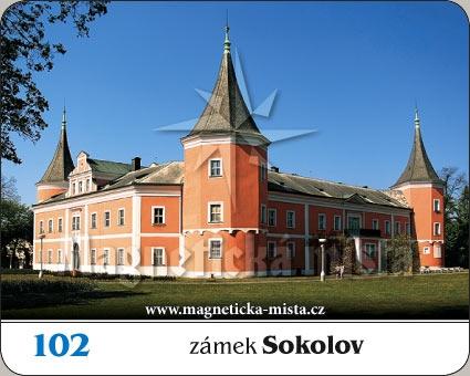 Magnetka - Zámek Sokolov