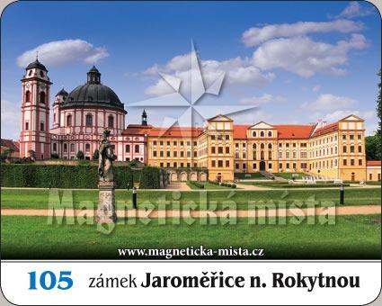 Magnetka - Zámek Jaroměřice nad Rokytnou