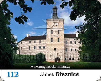 Magnetka - Zámek Březnice