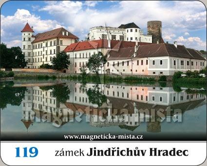 Magnetka - Zámek Jindřichův Hradec