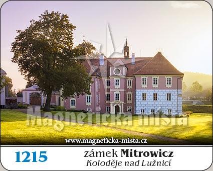 Magnetka - Zámek Mitrowicz