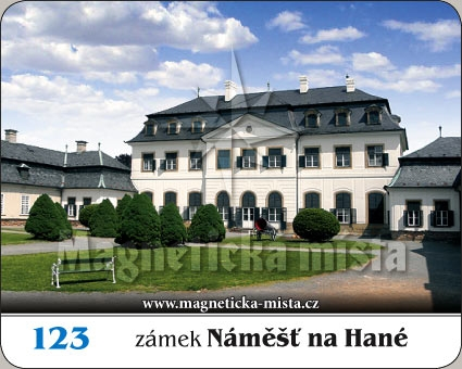 Magnetka - Zámek Náměšť na Hané