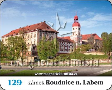 Magnetka - Zámek Roudnice nad Labem