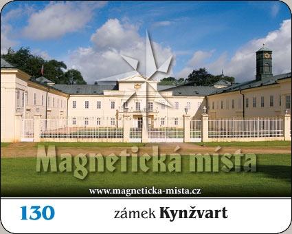 Magnetka - Zámek Kynžvart