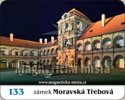 Magnetka - Zámek Moravská Třebová