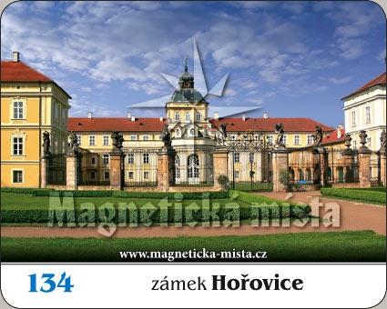 Magnetka - Zámek Hořovice