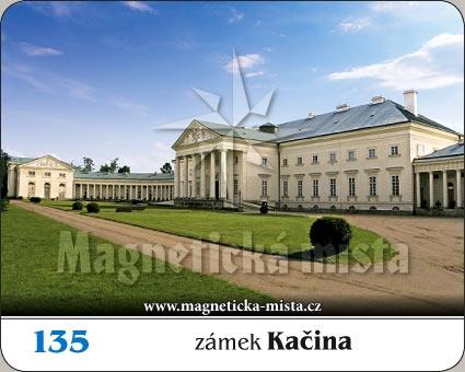Magnetka - Zámek Kačina