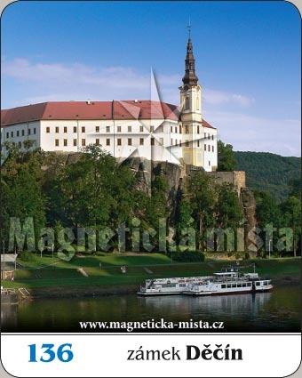Magnetka - Zámek Děčín