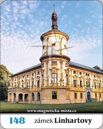 Magnetka - Zámek Linhartovy