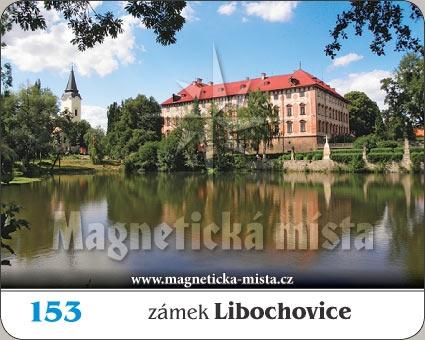 Magnetka - Zámek Libochovice