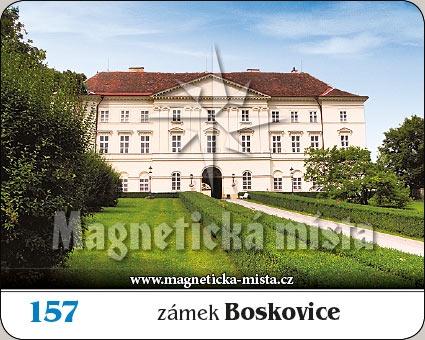 Magnetka - Zámek Boskovice