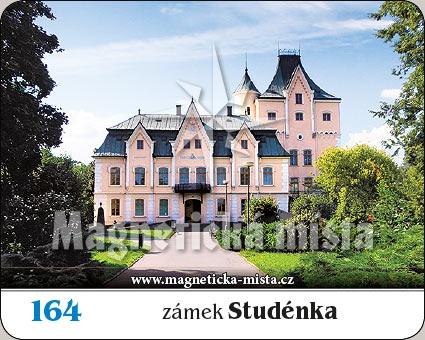 Magnetka - Zámek Studénka