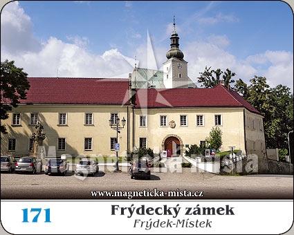 Magnetka - Frýdecký zámek