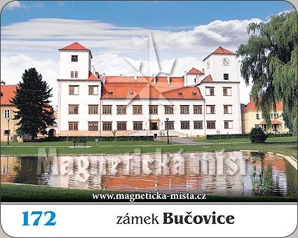 Magnetka - Zámek Bučovice