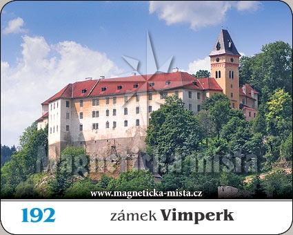 Magnetka - Zámek Vimperk