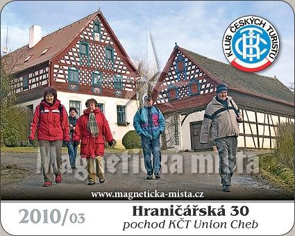 Magnetka - Hraničářská 30 2010