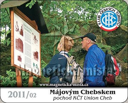 Magnetka - Májovým Chebskem 2011