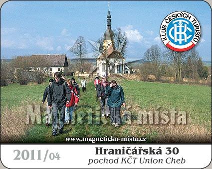 Magnetka - Hraničářská 30 2011