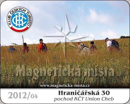 Magnetka - Hraničářská 30 2012