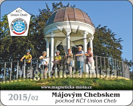 Magnetka - Májovým Chebskem 2015