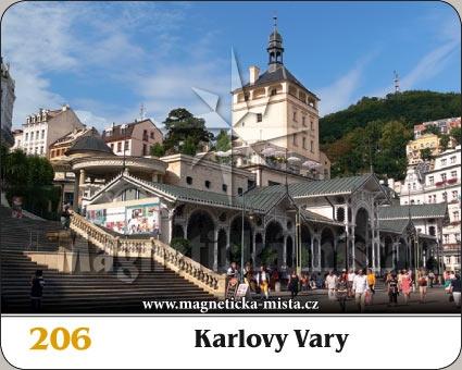Magnetka - Karlovy Vary