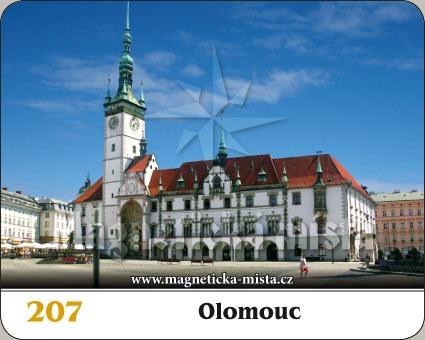 Magnetka - Olomouc