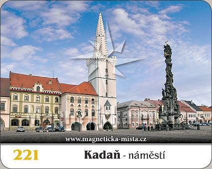 Magnetka - Kadaň