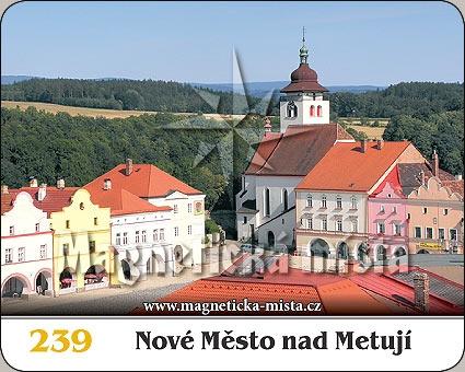 Magnetka - Nové Město nad Metují