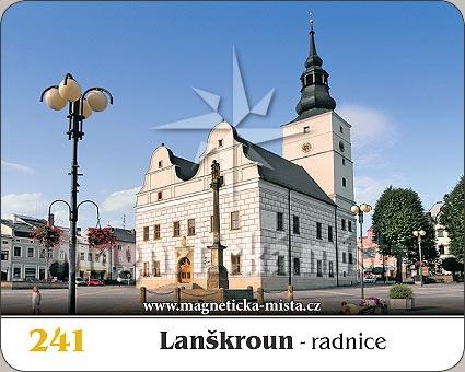 Magnetka - Lanškroun