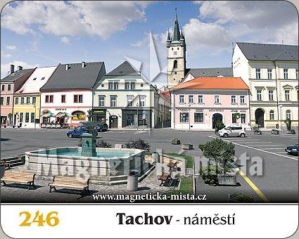 Magnetka - Tachov