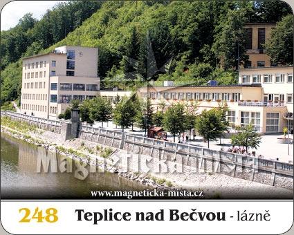 Magnetka - Teplice nad Bečvou