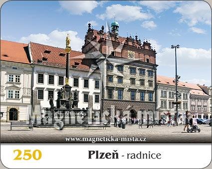 Magnetka - Plzeň
