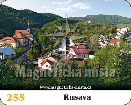 Magnetka - Rusava